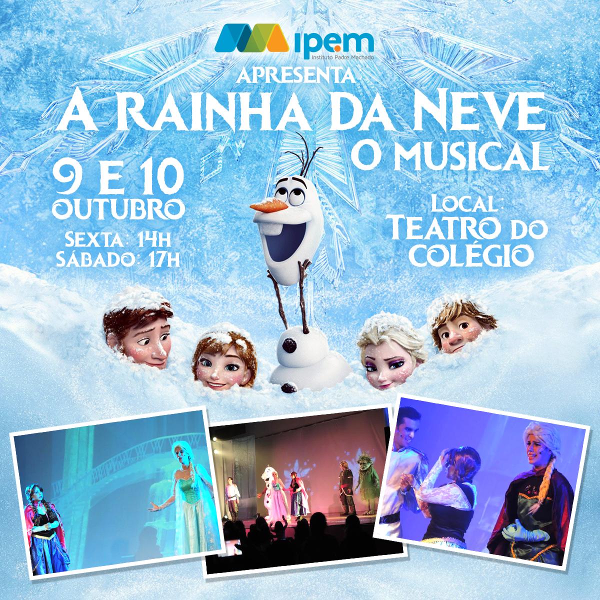 Teatro A Rainha da Neve