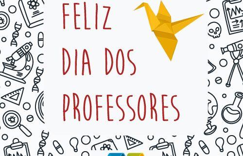 Feliz Dia Dos Professores Instituto Padre Machado